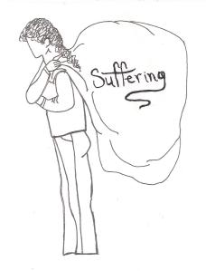 Suffering is a choice!