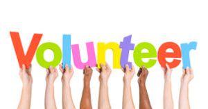Do you volunteer?
